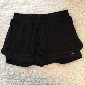 Champion 2 in 1 performance shorts